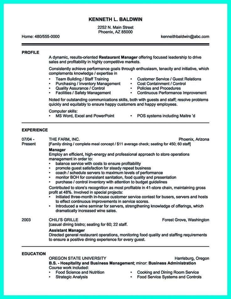 Best 20+ New resume format ideas on Pinterest | Best cv formats ...