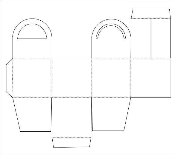 18+ Awsome Paper Bag Templates & PSD Mockups! | Free & Premium ...