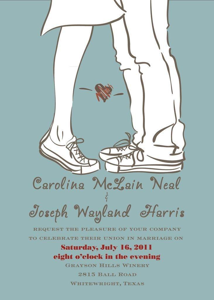 Fun Wedding Invitations Wording - vertabox.Com