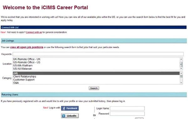 iCIMS Applicant Tracking System Review – Efficiently Recruit ...