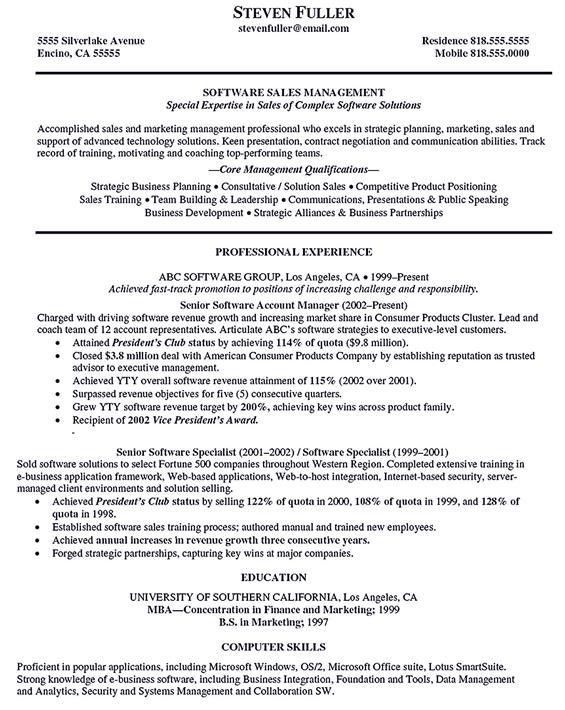 Account Manager Resume - Obfuscata