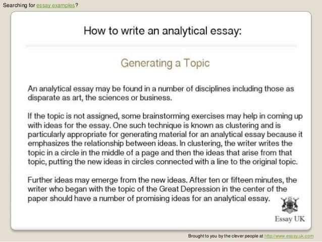 writing conclusions for essays literary analysis essay example ...