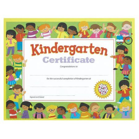 Kindergarten - Kids Graduation | Anderson's