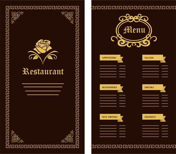 Restaurant free vector download (820 Free vector) for commercial ...
