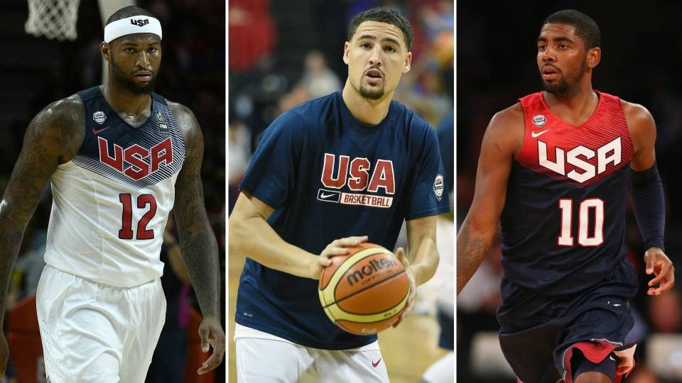 Team USA roster, projected depth chart for men's basketball at Rio ...