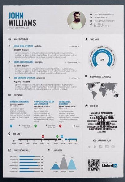 Best 25+ Cv format ideas on Pinterest | Cv template, Resume cv and ...