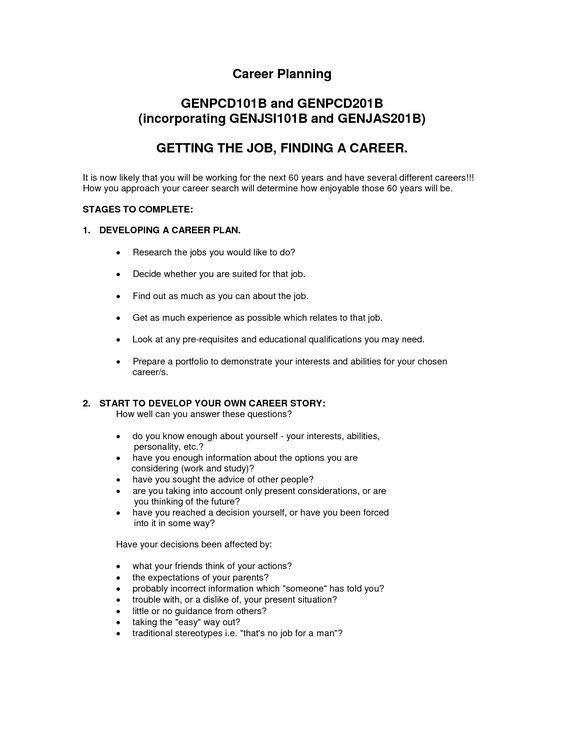 Resume Cover Letter Doc