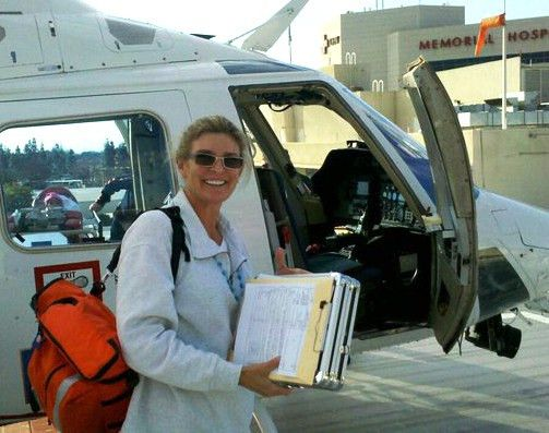 Air Care: UCLA pediatric transport team takes to skies to provide ...