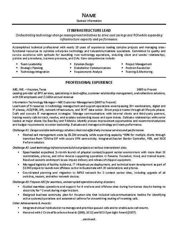 Download Resume Leadership Skills | haadyaooverbayresort.com