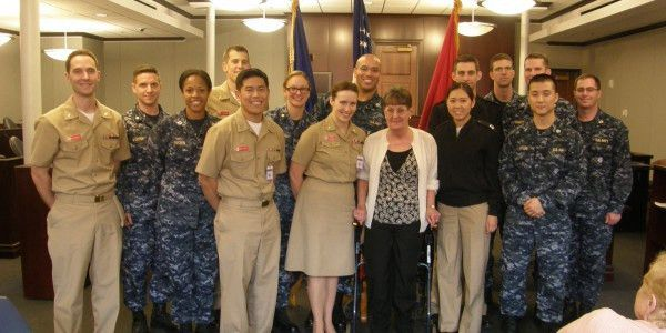 A Career of Commitment | U.S. Navy JAG Corps