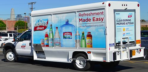 Mickey Truck Bodies » Blog Archive Nestlé Waters Partners with ...