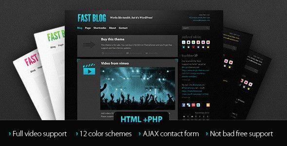 50+ HTML5 Personal Website Templates - SixthlifeSixthlife