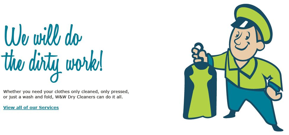 W&W Dry Cleaners - Ohio Dry Cleaning Services - Chillicothe ...