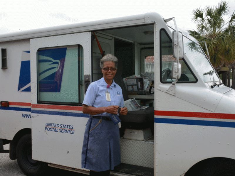 County's first African-American mail carrier retires | The Hampton ...