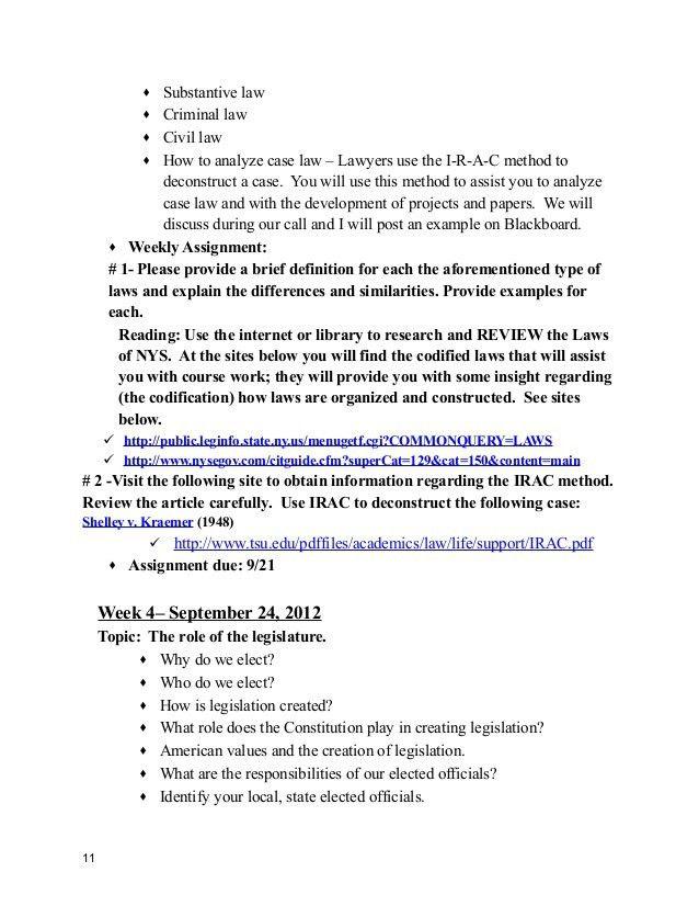 Sample Law School Essay Irac - Essay for you