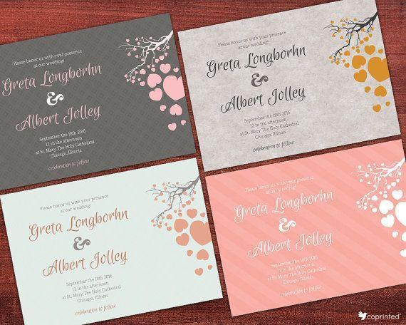 Breathtaking Destination Wedding Invitation Templates Free 55 For ...