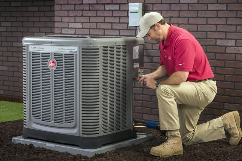 HVAC Inspection & Cleaning in Jasper, Canton, Woodstock - all of ...