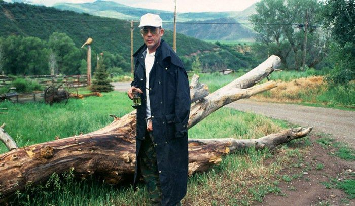 The Morning Coke: I was Hunter S. Thompson's assistant for two weeks
