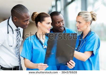 "michaeljung's ""medical team"" set on Shutterstock"
