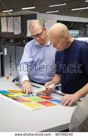 Printing Press Operator Stock Images, Royalty-Free Images ...