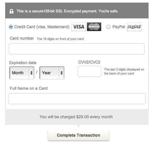 Custom Card Template » Credit Card Charge Form Template - Free ...