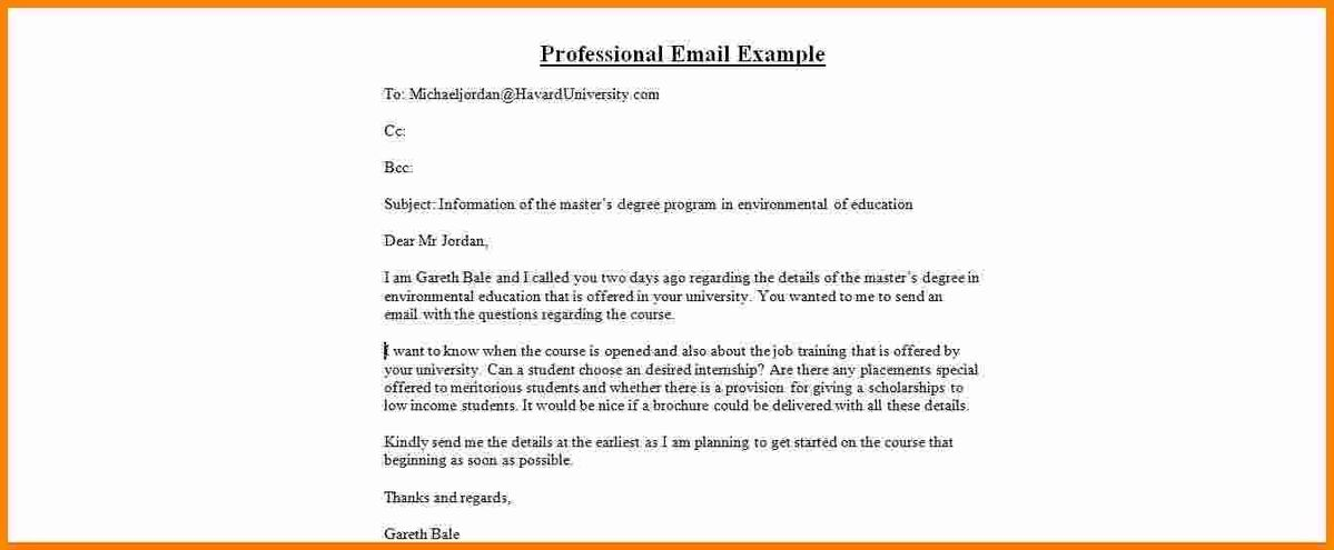 12 how to write professional email format | ledger paper
