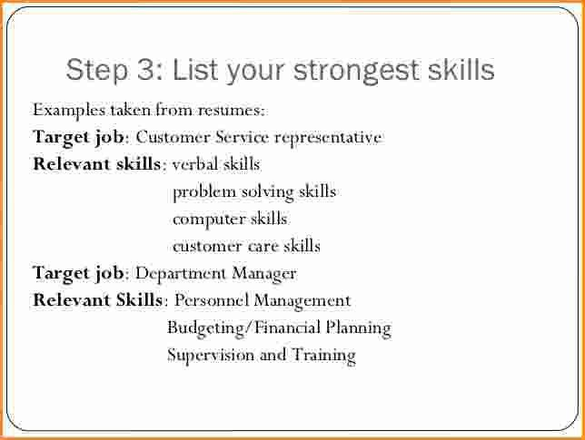 Good Things To Put On A Resume 18 Good Things To Put On Resume ...
