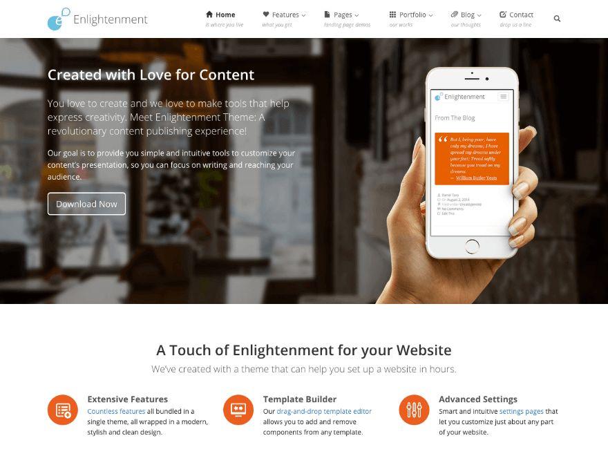65+ Best Free Responsive WordPress Themes 2017 - aThemes