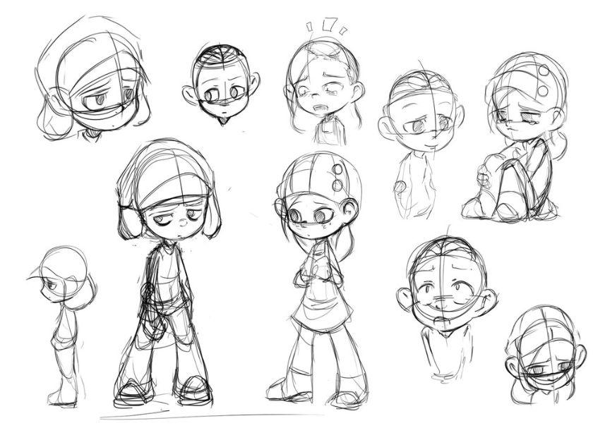 Character Creation Pt.1 | Mr. Knight Art
