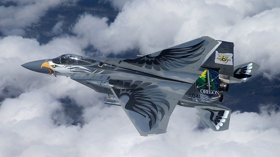 Boeing: Air Spray: The Comeback of Stunning Military Aircraft ...