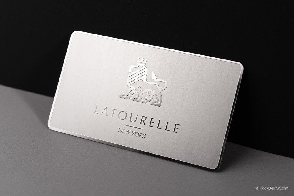 stainless steel business cards metal business cards free business ...