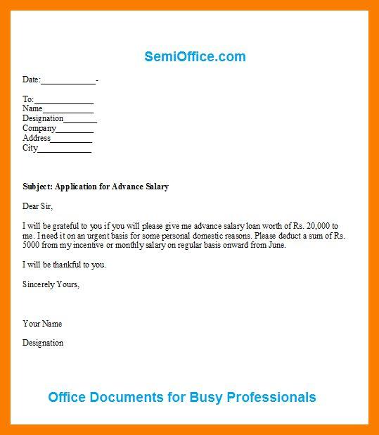 9+ salary application format | park-attendant