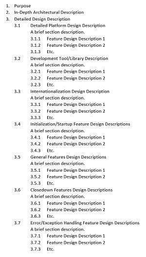 Writing Game Design Documents: Examples   Study.com