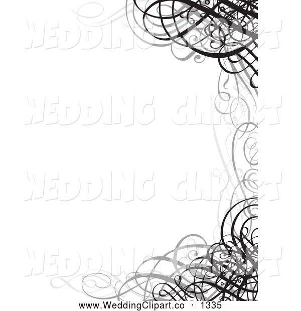 Wedding Invitation Clip Art Borders – 101 Clip Art