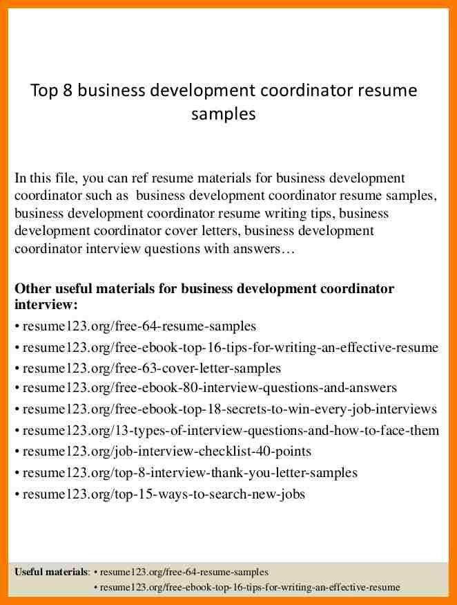 7+ business resume objective | park-attendant