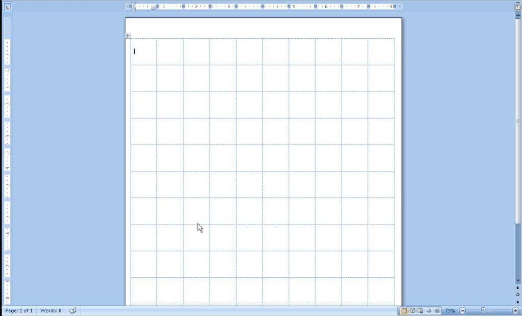 Templates for Circles in Microsoft Word | Inkjet labels, Laser ...