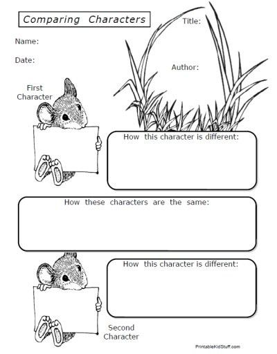 Book Reports Worksheets – Home Education Resources
