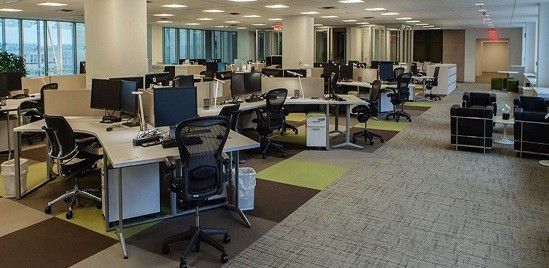 The Importance of Creating an Open Plan Desking and Collaborative ...