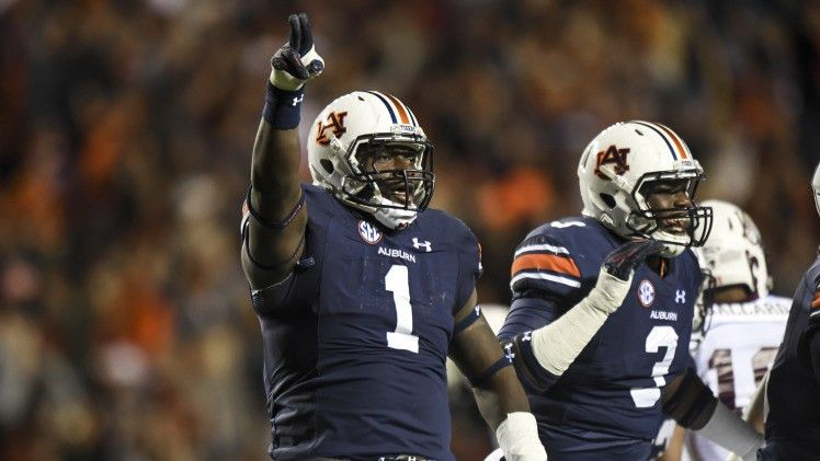 AUBURNTIGERS.COM Montravius Adams, 'a person who would never quit ...