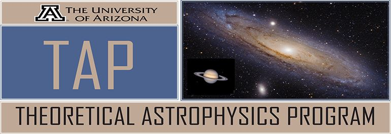 Welcome | Theoretical Astrophysics Program