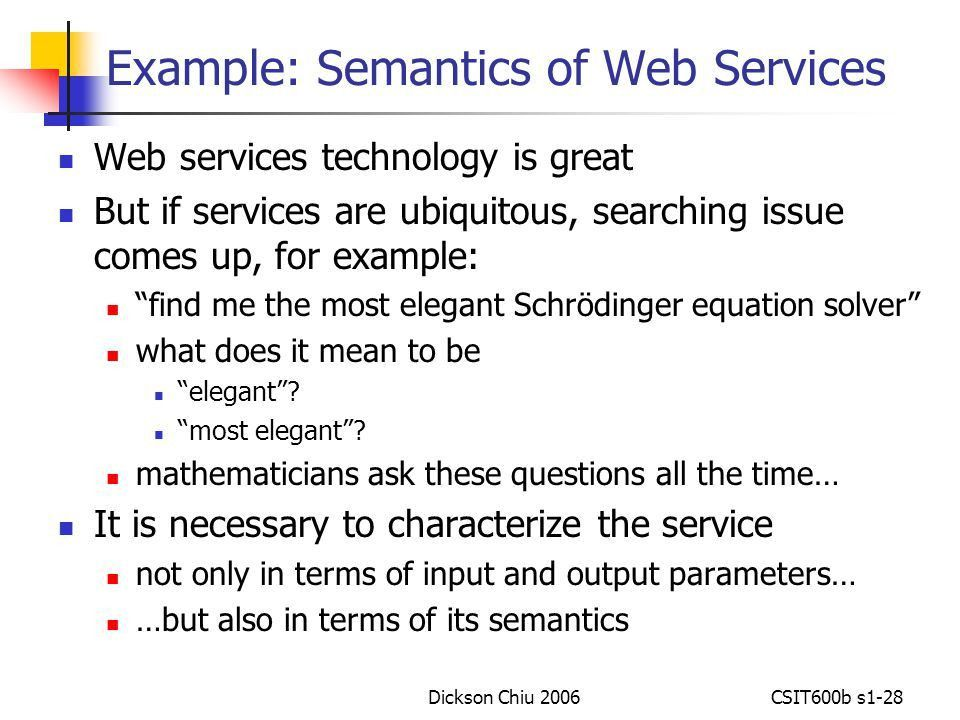 CSIT600f: Introduction to Semantic Web - ppt download