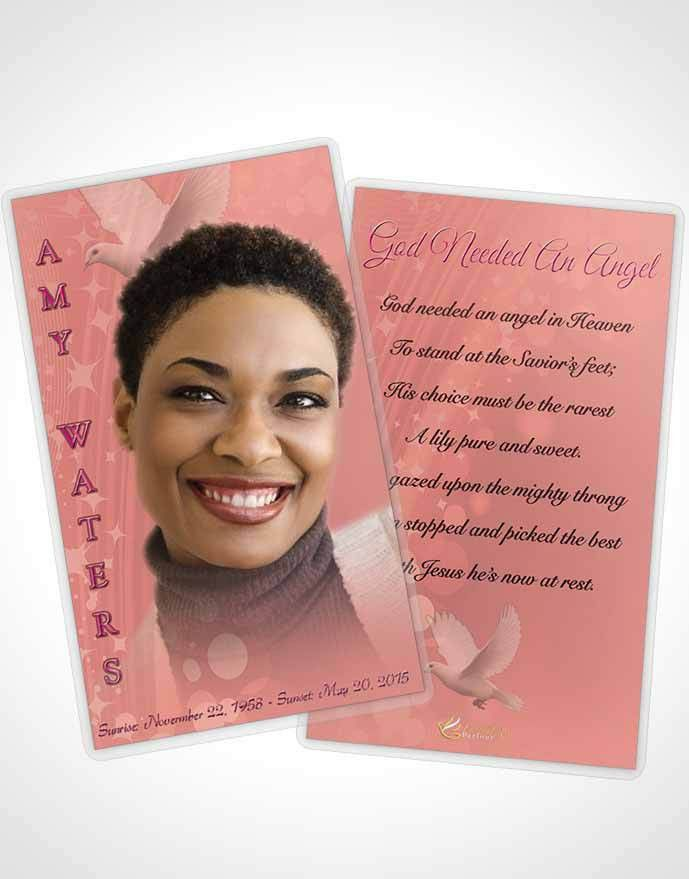Funeral Card Templates Free, funeral templates free. funeral ...