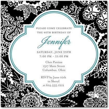 Formal Invitation Template | Best Template Collection