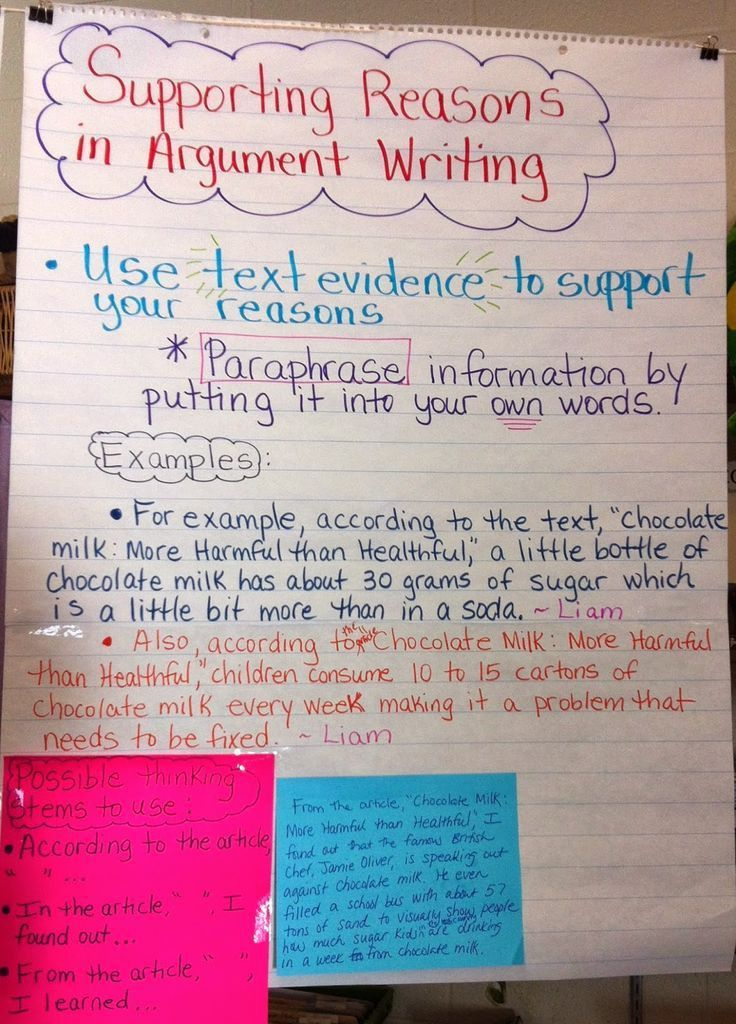 39 best Writing - Argument Based images on Pinterest ...