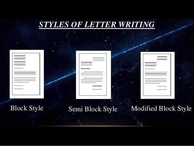 Letterss and its types. letter samples . applications