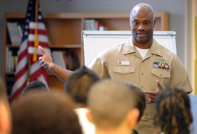 The Day - Navy specialist touts science 'in the real world' - News ...