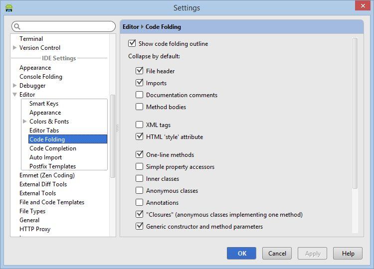 The Basics of the Android Studio Code Editor - Techotopia