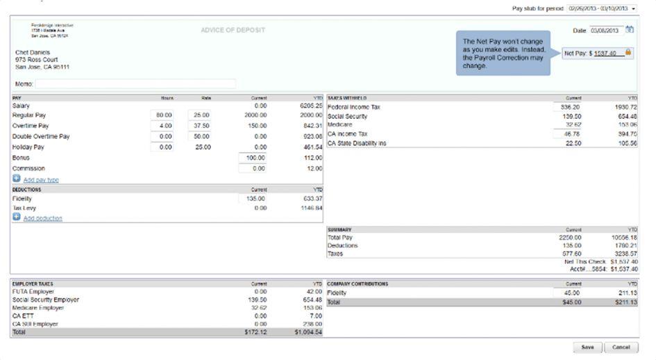 Checks Template Free Pay Stub Generator Payroll Checks Templates ...