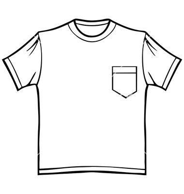 20 Vector Pocket T-Shirt Black Images - Black T-Shirt Vector Art ...