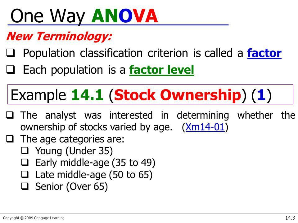 Chapter 14 ANOVA ppt video online download